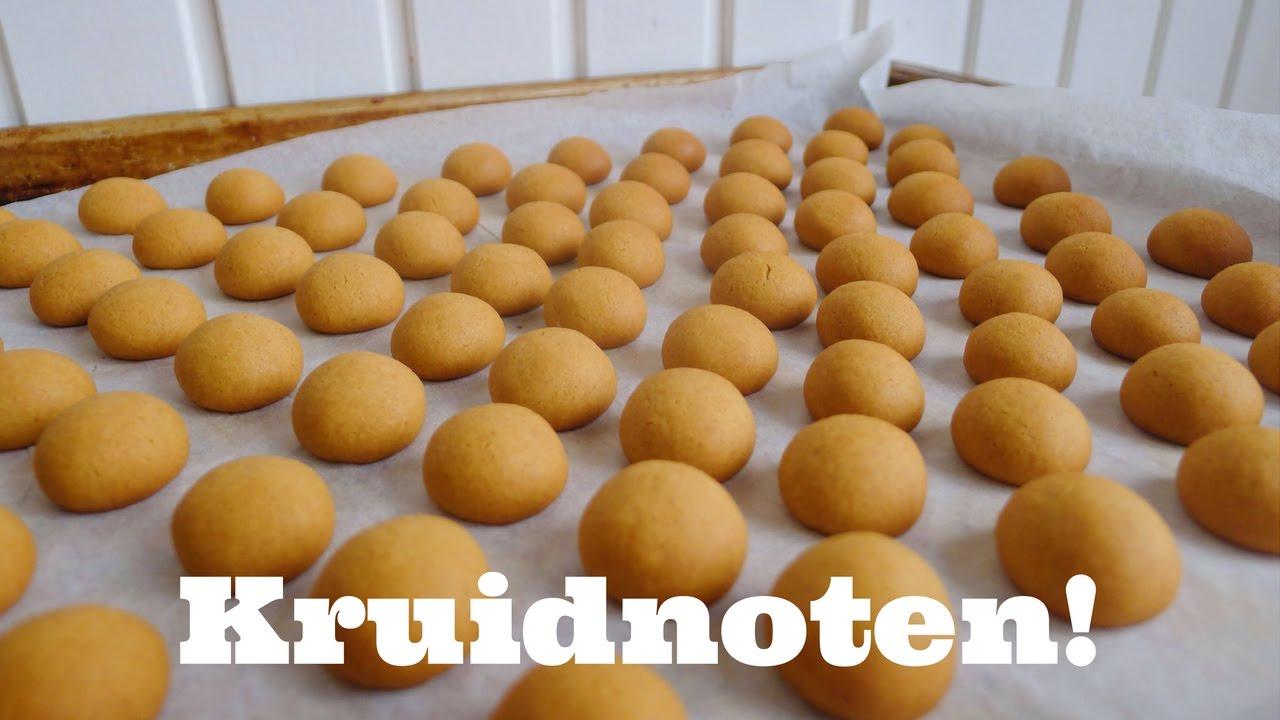 Recept Voor Een Kruidnoten Taart Pepernoten Taart Sinterklaas